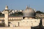 kubah masjidil Aqsho