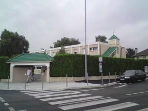 Masjid Pau - France
