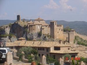 Alquezar,Spanyol