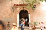 salah satu pintu gereja Malaga