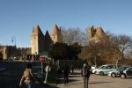 Gerbang utama Carcassonne