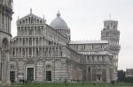 Duomo de Pisa dan Menara Pisa