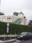 Masjid Pau, Perancis