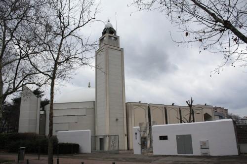 Masjid Lyon, Perancis