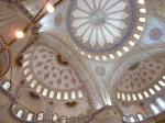 Kubah Masjid Biru Istanbul, Turki