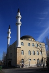 Masjid di Kehl, Jerman