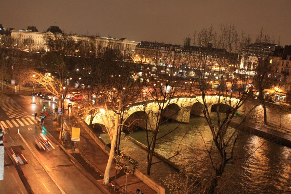 Paris, Au Revoir (2) ! (2/5)