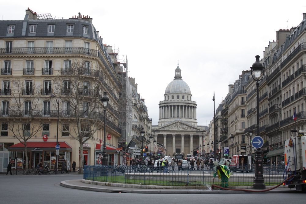 Paris, Au Revoir (1) (4/6)