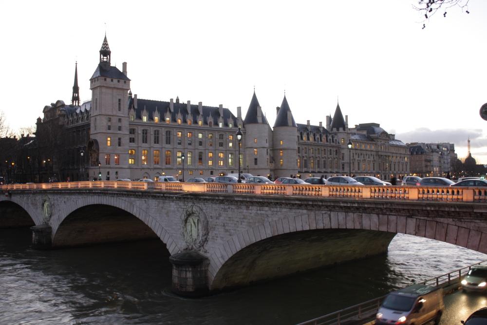 Paris, Au Revoir (1) (5/6)