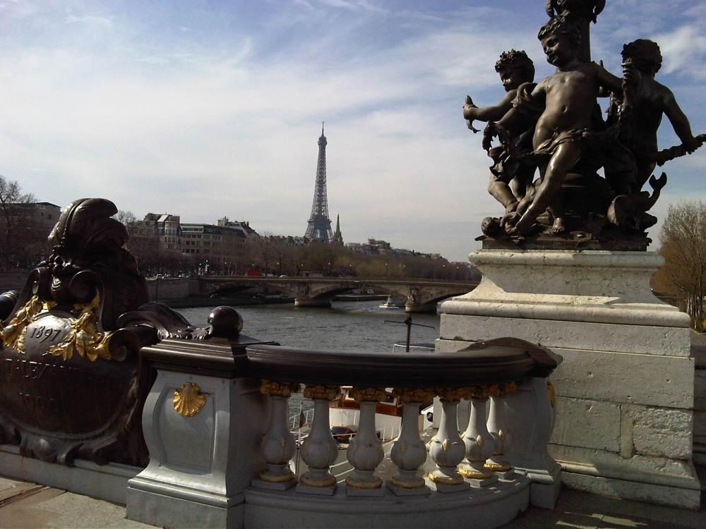 Paris, Au Revoir (1) (6/6)
