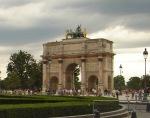 arch de triomp carousel