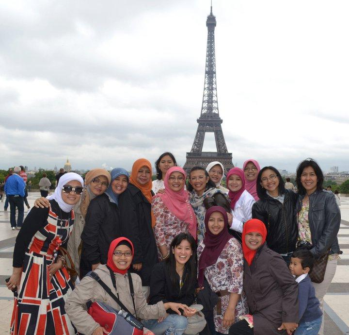 Paris, Au Revoir (tamat) ! (5/5)
