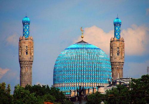 masjid sukarno - st petersburg