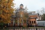Masjid di Moskow, Rusia