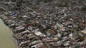 korban-badai-haiti